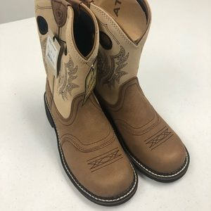 Women's Fatbaby Ariat boot